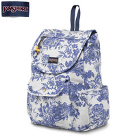 Break Town in WhiteBlue Vintage Floral