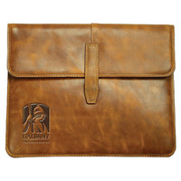 Leather Tablet Case  Web Only