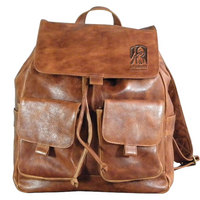 Leather Rucksack  Web Only