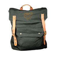 Leather Buckle Pack