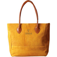 Suede Tote
