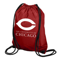 University of Chicago Carolina Sewn String Backpack