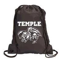 Temple Carolina Sewn Jersey Mesh Backpack
