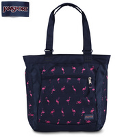 Ella Tote in NavyPink Flamingo Icon