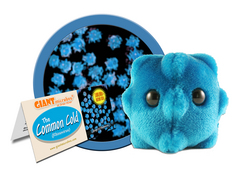 Common Cold Giant Microbe