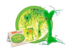 Nerve Cell Plush
