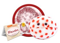Measles Plush