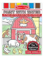 Melissa and Doug Paint with Water , Farm Animals