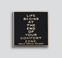 life begins at the end magnet