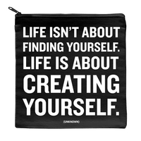 creating yourself pouch