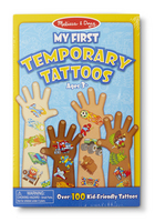 Temporary Tattoos, Blue
