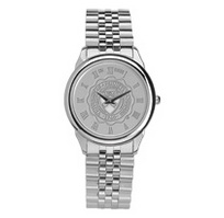 Penn Mens Wristwatch with Stainless Steel Rolled Link Bracelet