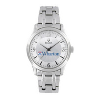 Mens Silver Stainless Steel Bracelet Watch