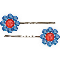 Medium Daizie Hair Pin School Color