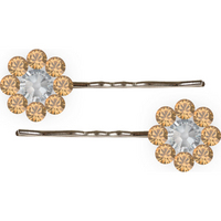 Medium Daizie Hair Pin Clear and One Color