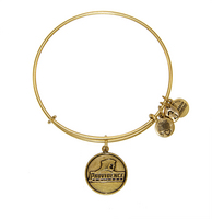 Alex and Ani Providence College Logo Charm Bangle