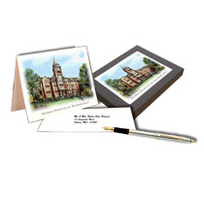 Georgia Tech Note Card Box or Set