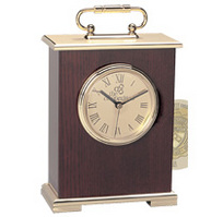 Penn Carriage Mantel Clock