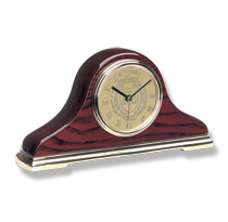 Yale Bulldogs Mantle Clock