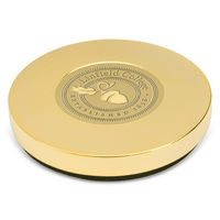 Gold Plated Paperweight