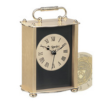 Penn Carriage Desk Clock