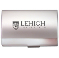 Lehigh Pocket Size Business Card Holder