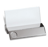 Temple Business Card Holder