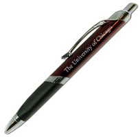 University of Chicago Triangle Grip Pen