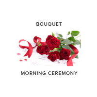 Morning Grad Ladies 6-rose bouquet
