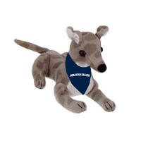 Greyhound plush