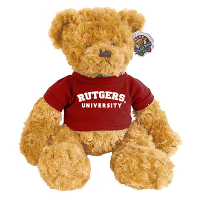 Rutgers Scarlet Knights Dexter the Bear