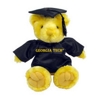 Georgia Tech Knuckles the Bear