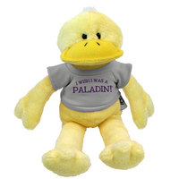 Wild Bunch Plush Duck Mascot