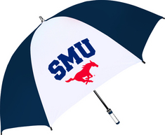 SMU Mustangs Large Golf Umbrella