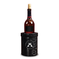 Black Marble Wine Chiller  Web Only