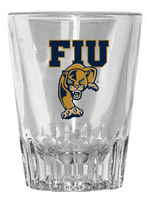 FIU Fluted Shot Glass