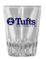 Fluted Shot Glass