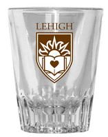 Lehigh Fluted Shot Glass
