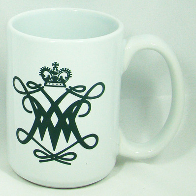 William and Mary Elgrande Coffee Mug