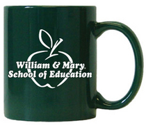 William and Mary Coffee Mug