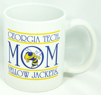 Georgia Tech Mom Coffee Mug
