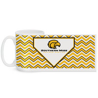 Southern Mississippi Eagles Ceramic Mug