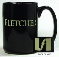 The Fletcher School Elgrande Coffee Mug