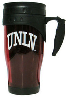 Acrylic Travel Mug with Handle