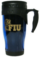 FIU Acrylic Travel Mug with Handle