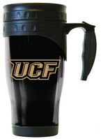 UCF Knights Acrylic Travel Mug with Handle