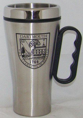 Dartmouth Big Green Stainless Apollo Mug