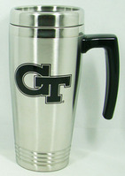 Georgia Tech Stainless Apollo Mug