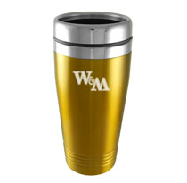 William and Mary Travel Tumbler