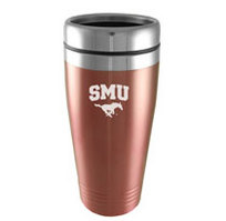 SMU Mustangs Travel Tumbler